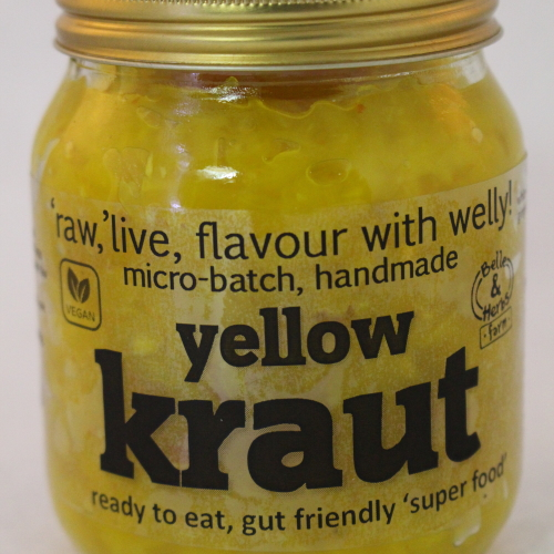 Yellow Kraut (Sauerkraut)