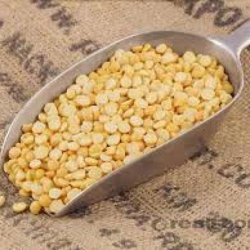 Refill - Organic Yellow Split Peas