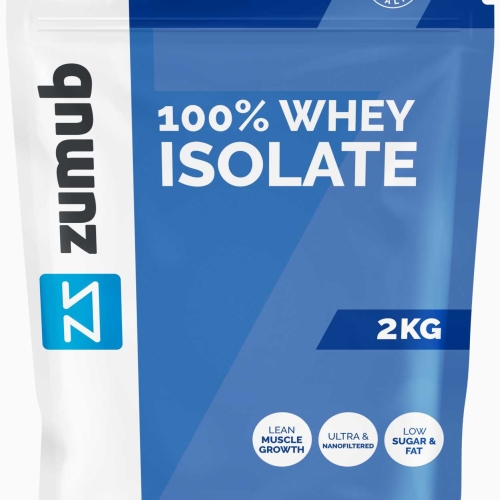 Zumub 100% Whey Isolate 2KG