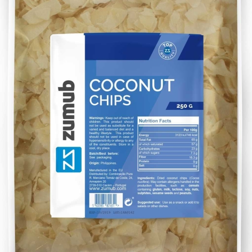 Zumub Coconut Chips