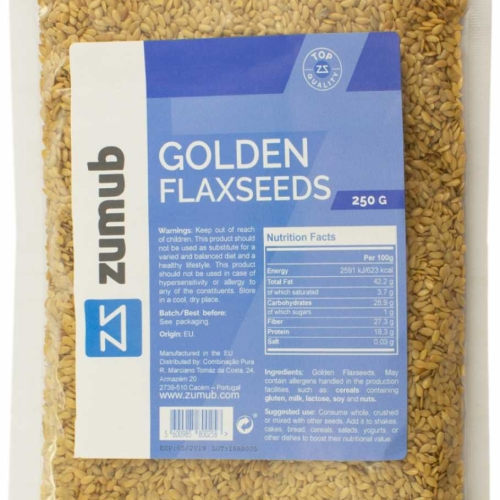 Zumub Golden Flaxseed
