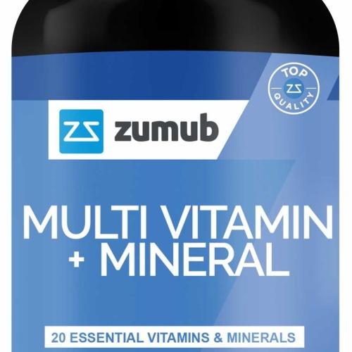 Zumub Multi Vitamin + Mineral