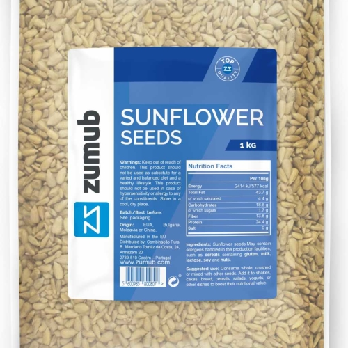 Zumub Sunflower Seeds