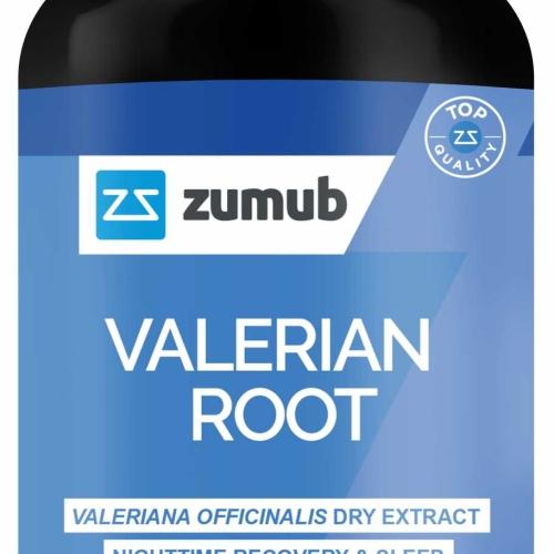 Zumub Valerian Root