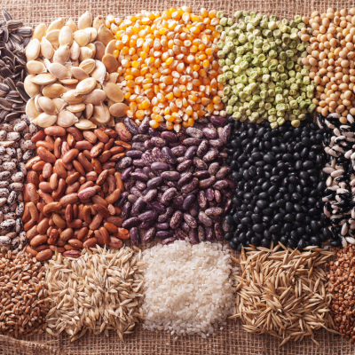 Cereals & other groceries
