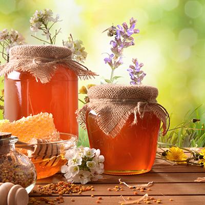 Preserves & honey